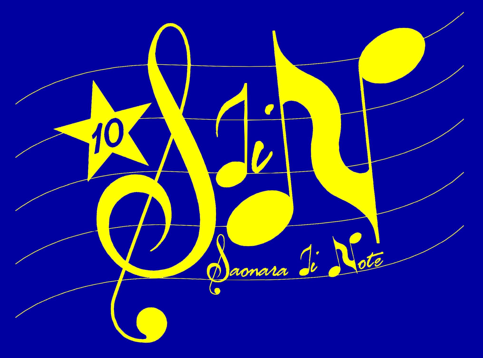logo Saonara di Note